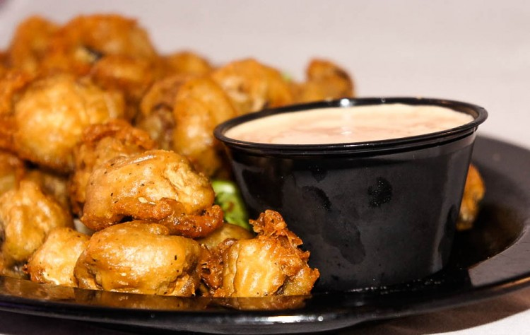Fried Okra - BBQ Catering