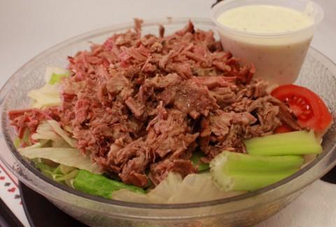 BBQ-Salad